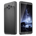 Huawei Mate 10 Ivso Gentry Series Textured TPU Case - Black