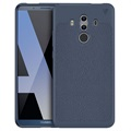 Huawei Mate 10 Pro Ivso Gentry Textured TPU Cover - Dark Blue
