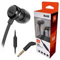 JBL T290 Pure Bass In-Ear Headphones with Microphone