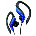 JVC HA-EB75A Sports Stereo Headphones - Blue