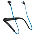 Jabra Halo Smart Bluetooth Stereo Headset - Black / Blue