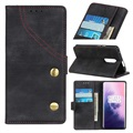 Jeans Series OnePlus 7 Pro Wallet Case