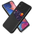 KSQ Samsung Galaxy A20e Case with Card Pocket