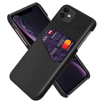 KSQ iPhone 11 Case with Card Pocket