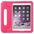 iPad Pro 9.7 Kids Carrying Case - Hot Pink