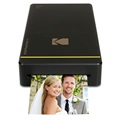 Kodak PM-210 Mini Portable Photo Printer - Black