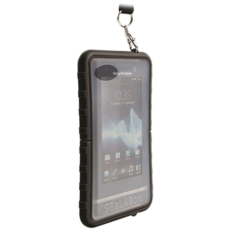 Krusell Sealabox Waterproof Case - L - Black
