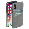Krusell Sunne 2 Card iPhone XR Leather Case