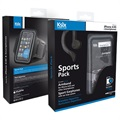 Ksix BXPACKSPI Sports Pack - L - Black