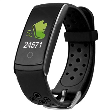 Ksix Fitness Band HR 2 Waterproof Activity Tracker