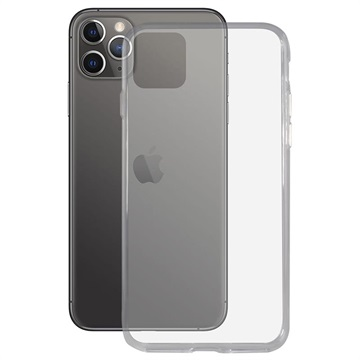 Ksix Flex Ultrathin iPhone 11 Pro Max TPU Case - Transparent
