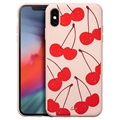 Laut Tutti Frutti iPhone XS Max Hybrid Case - Cherry
