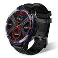 Lemfo LEM12 Android Smartwatch with Face ID - LTE - Black