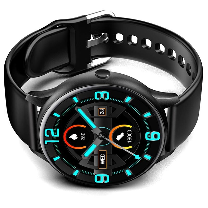 Lemonda Smart K21 Waterproof Smartwatch with Heart Rate