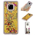 Liquid Glitter Series Huawei Mate 20 Pro TPU Case