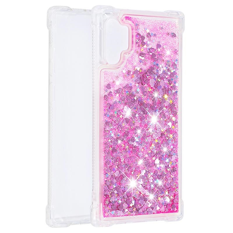 Liquid Glitter Series Samsung Galaxy Note10+ TPU Case