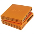 LogiLink CR0022 All-In-One Multicard Reader - Orange