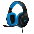 Logitech G233 Prodigy Wired Gaming Headset - Black / Blue
