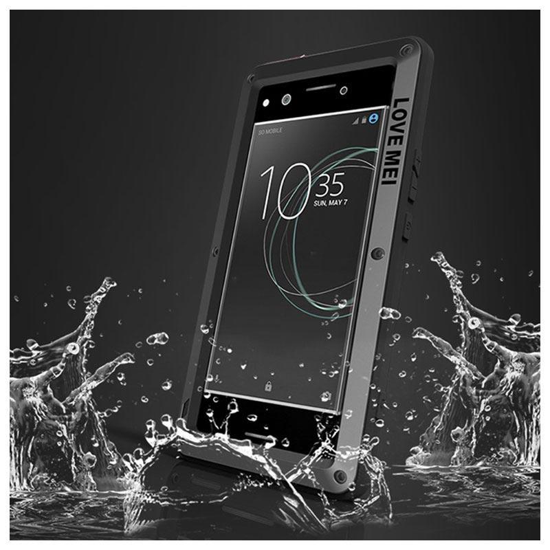 check out 62fa1 137b2 Sony Xperia XZ Premium Love Mei Powerful Case