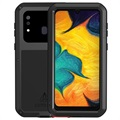 Love Mei Powerful Samsung Galaxy A30, Galaxy A20 Hybrid Case