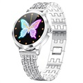 Luxury Female Smart Watch with Heart Rate LW07