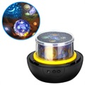 Magic Universe LED Projector / Night Light - Black