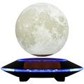 Magnetic Levitating 3D Moon LED Lamp / Night Light