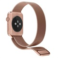 Apple Watch Series 5/4/3/2/1 Magnetic Milanese Strap - 44mm, 42mm - Rose Gold