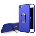 iPhone 7 / iPhone 8 Magnetic Ring Grip Case - Blue
