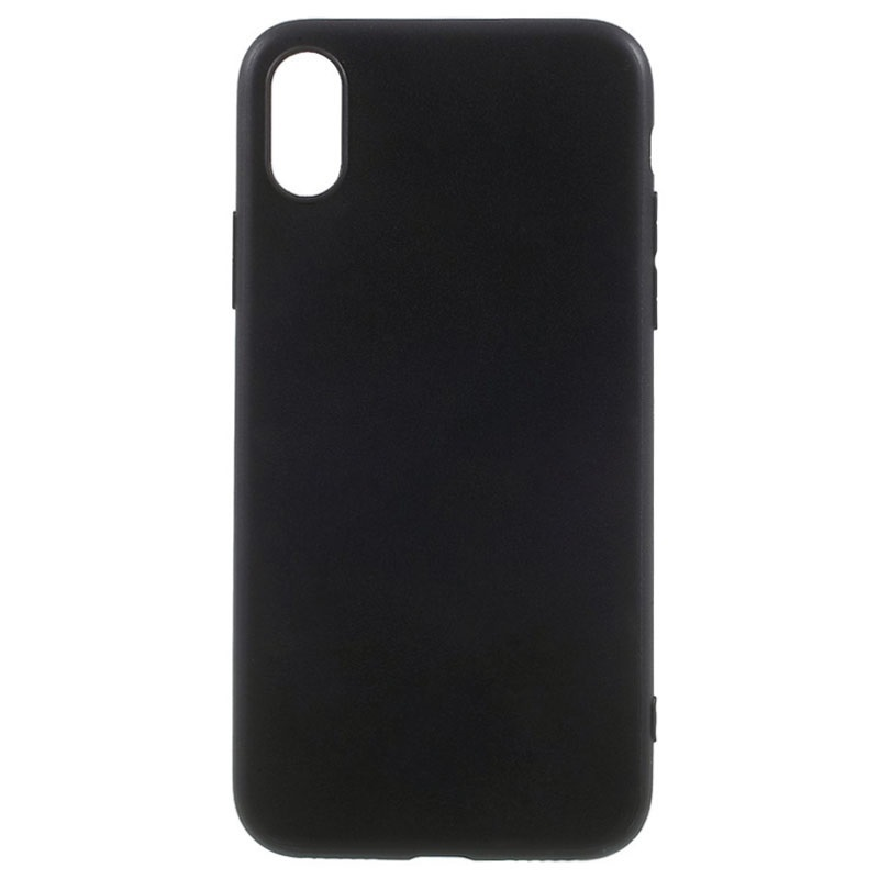 iPhone X / iPhone XS Anti-Fingerprint Matte TPU Case