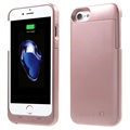 iPhone 8/7/6/6S Maxnon M7 Battery Case - 3200mAh - Rose Gold