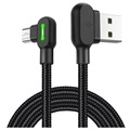 Mcdodo Night Elves 90-degree MicroUSB Cable - 1.8m - Titanium Black