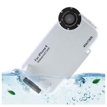 on sale e5bdb f3586 Meikon iPhone 8 Underwater Case IPX8