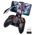 Mikiman M1 Dual Mode Wireless Bluetooth Gamepad - iOS, Android