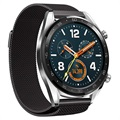 Huawei Watch GT Magnetic Milanese Strap - Stainless Steel - Black