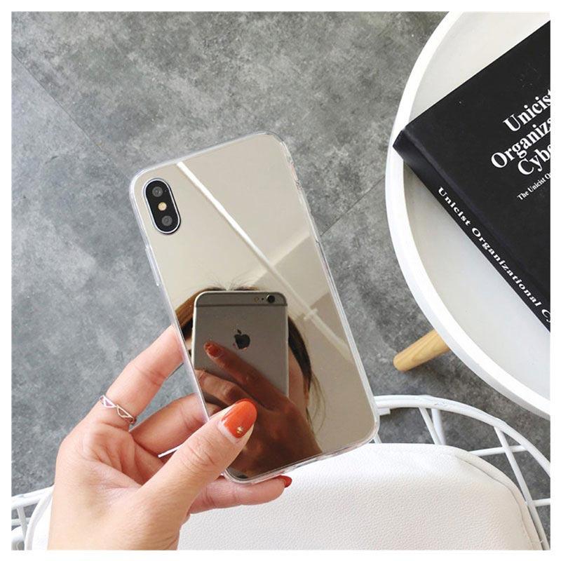 iphone xs mirror case