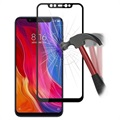 Mocolo Full Coverage Xiaomi Mi 8, Mi 8 Explorer Tempered Glass - Black