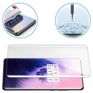 Mocolo UV OnePlus 7 Pro Tempered Glass Screen Protector - Clear
