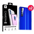 Mocolo Ultra Clear Huawei Nova 5T, Honor 20/20S Camera Lens Tempered Glass - 2 Pcs.