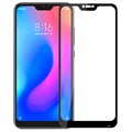 Mofi Full Size Xiaomi Mi A2 Lite Tempered Glass Screen Protector - Black