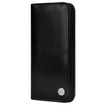 iPhone X Moshi Overture Wallet Leather Case