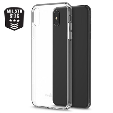 sports shoes eec09 351ff Moshi Vitros iPhone XS Max Bumper Case
