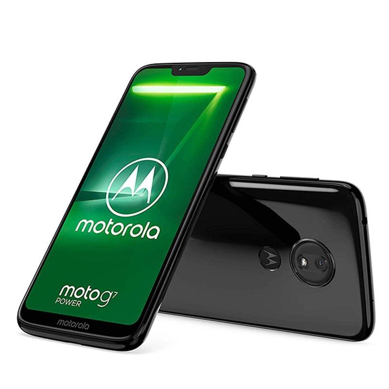 Motorola Moto G7 Power - 64GB - Ceramic Black