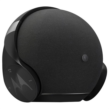 Motorola Sphere+ 2in1 Bluetooth Speaker & Wireless Headphones - Black