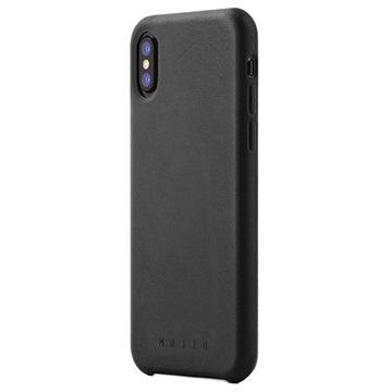 promo code 0da08 84f54 iPhone X / iPhone XS Mujjo Leather Case