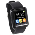 Multifunctional Bluetooth Smartwatch U80 - Black