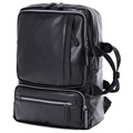 "Multifunctional Carry-On Travel Backpack 14"" - Black"