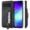 Samsung Galaxy S10 5G Multifunctional TPU Case with Stand