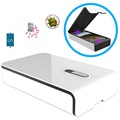 Multifunctional UV Smartphone Sterilizer - White