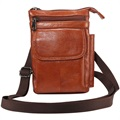 Multifunctional Universal Shoulder Bag - Brown